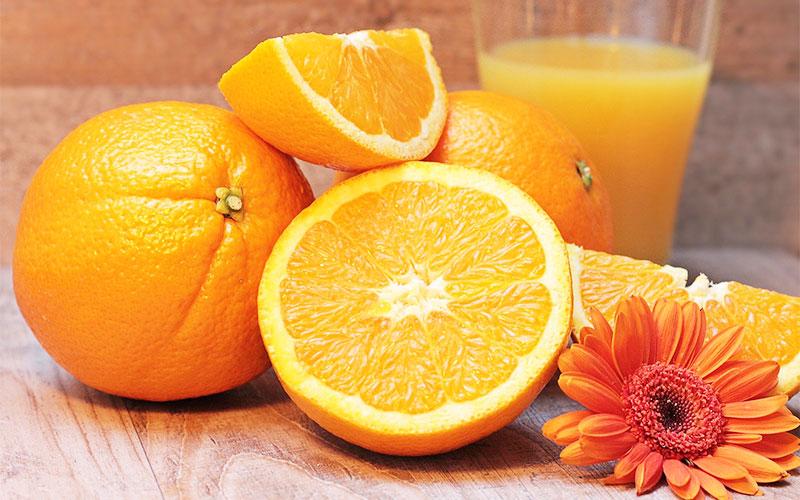 トリプルビー オレンジジュース